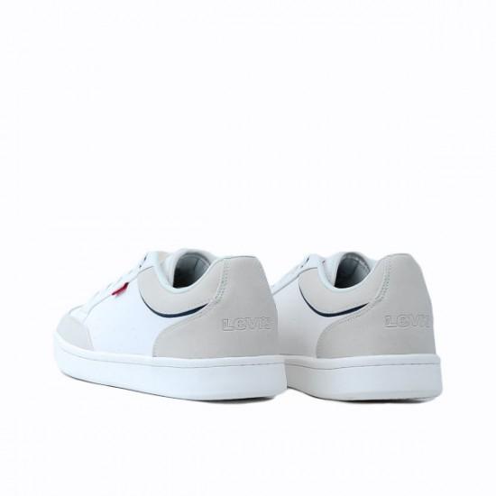 Ανδρικό Sneaker Levi's 232998 Λευκό