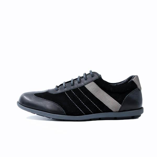 Ανδρικό Sneaker Lumberjack Grass 1058 Μαύρο