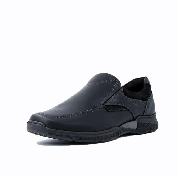 Ανδρικό Παπούτσι Softies 6874N Μαύρο