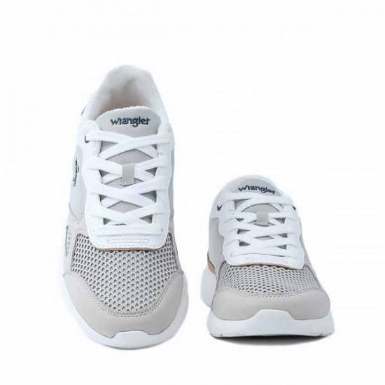 Ανδρικό Sneaker Wrangler Cruise WM11050A Γκρι