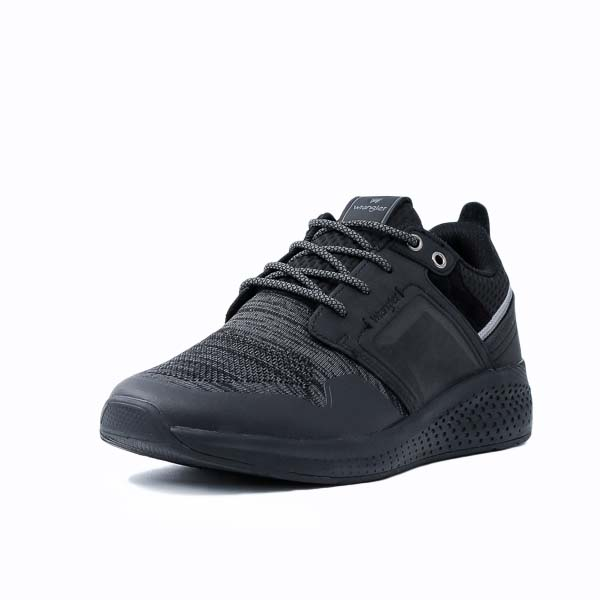 Ανδρικό Sneaker Wrangler Sequoia City WM02091A Μαύρο