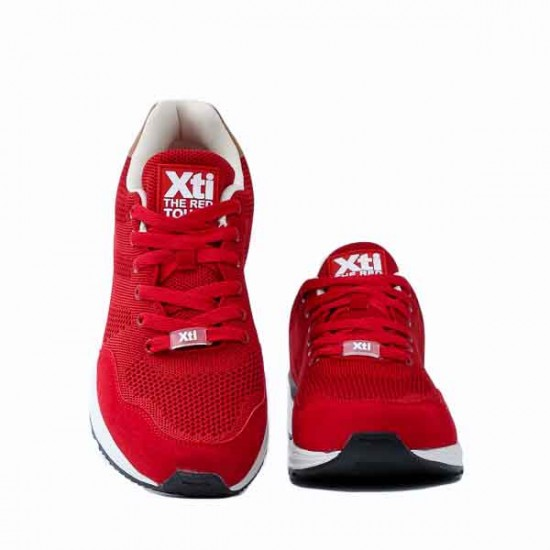 Ανδρικό Sneaker Xti 42432 Κόκκινο
