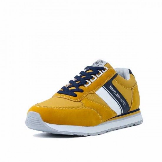 Ανδρικό Sneaker Xti 42499 Κίτρινο