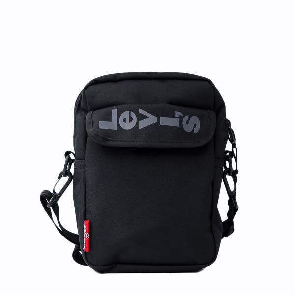 Ανδρικό Τσαντάκι Levi's 230905 Μαύρο