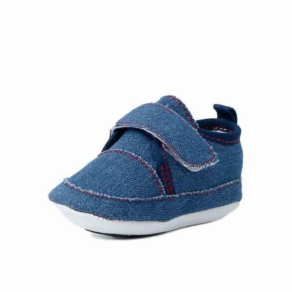 Παιδικό Παπούτσι Αγκαλιάς Iq Kids Nicole-140 Μπλε