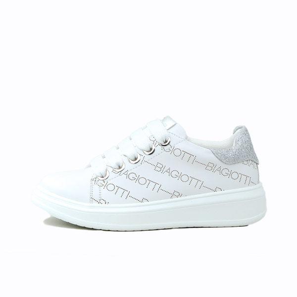 Παιδικό Sneaker Laura Biagiotti 6085 Λευκό