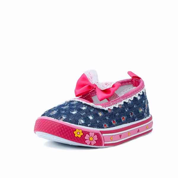 Παιδική Μπαλαρίνα Smart Kids 07/118 Μπλε/Ροζ