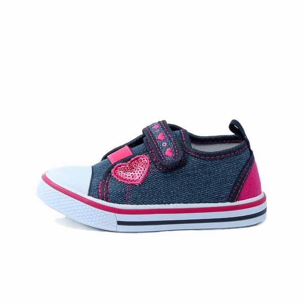 Παιδικό Sneaker Smart Kids 07/127 Μπλε