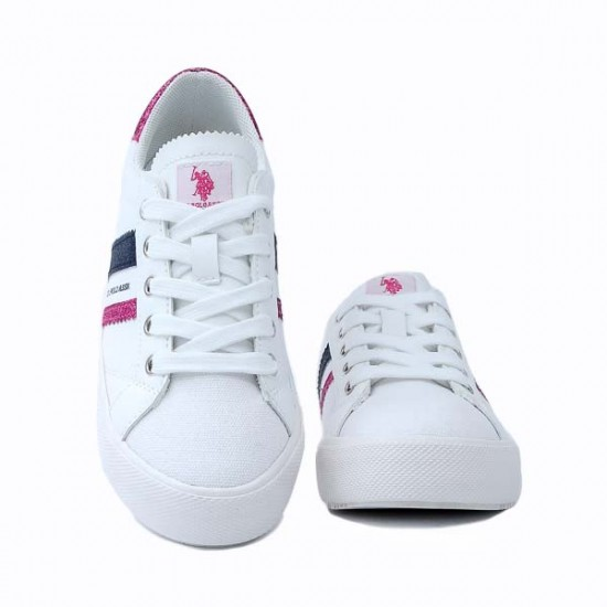 Παιδικό Sneaker U.S. Polo Assn Matry 154 Λευκό