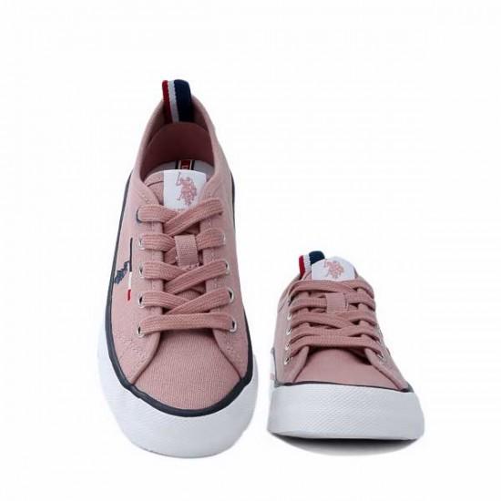 Παιδικό Sneaker U.S. Polo Assn Wave 149 Ροζ