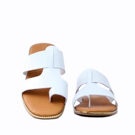 Γυναικείο Σανδάλι Barocco Venus-250 Λευκό