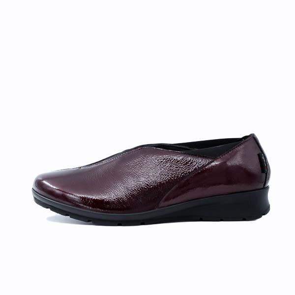 Γυναικείο Μοκασίνι-Loafer Imac 406831 Μπορντό