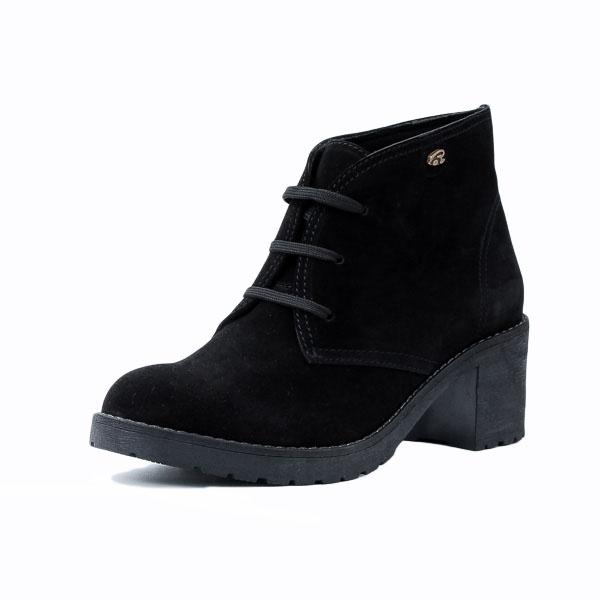 Γυναικείο Μποτάκι OnTheRoad 17103 Μαύρο